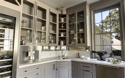 trend alert grey cabinets in the kitchen homedesignboard gorgeous gray cabinet paint colors