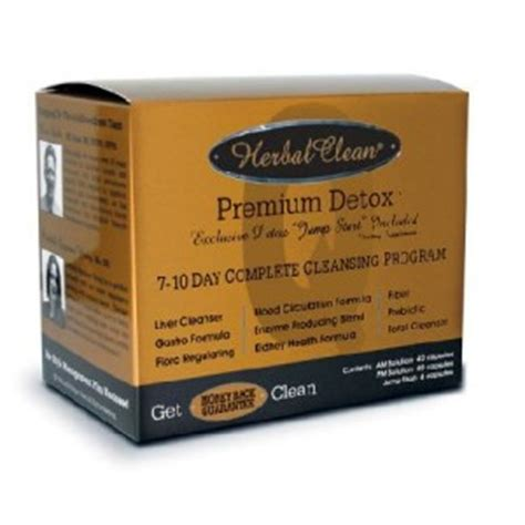 Detox Your Home Permanent by Herbal Clean Permanent Detox Smoke Shop