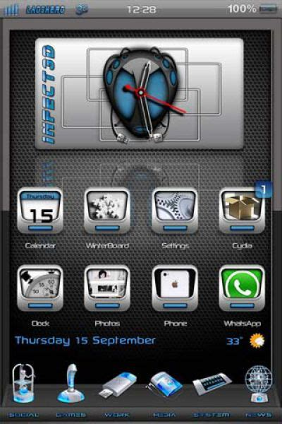 theme hotel for iphone some of the coolest iphone 4 themes amazing funny