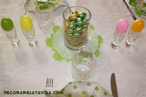 a tavola decorazioni a tavola per pasqua decorare la tavola