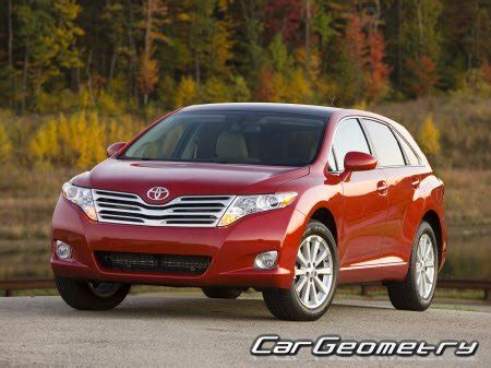 chilton car manuals free download 2010 toyota venza parking system toyota venza repair manual