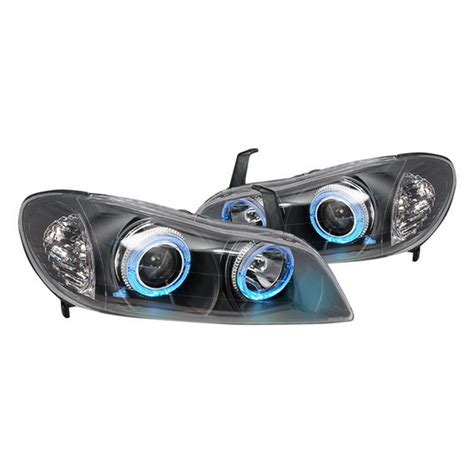 2000 infiniti i30 headlights 2000 2001 infiniti i30 black housing halo projector headlights