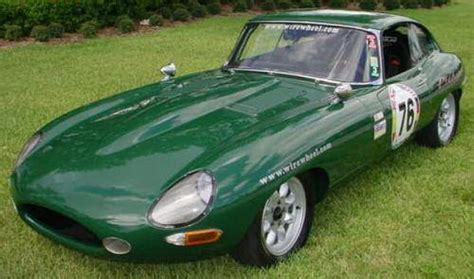 Types Of Car Racing Uk by Winner 1962 Jaguar E Type Fhc Vintage Racer Bring A Trailer