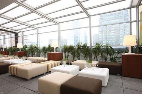 the sky room times square opens this friday the pig