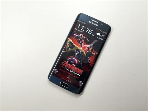 themes galaxy s6 edge avengers the avengers age of ultron themes arrive for galaxy s6