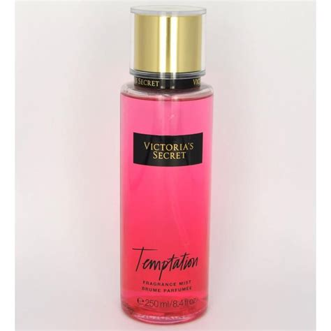 Parfum Secret Fragrance Mist new brume parfum 233 e temptation s secret fragrance