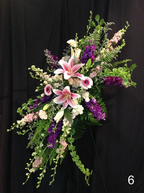 Sympathy Arrangements by Sympathy Arrangements Williamsburg Floral