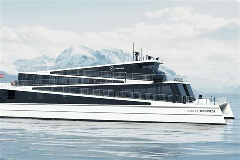 all electric ferry to navigate norway fjords science - Ferry Electric