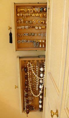 Drawers Built Into Wall by 1000 Images About Jewelry Storage On Jewelry