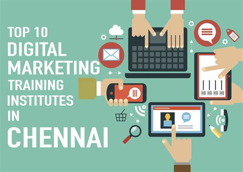Mba Marketing Courses In Chennai by Top 10 Digital Marketing Institutes In Chennai