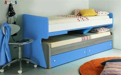 letti a cassetto letto multifunzione per cameretta con secondo letto