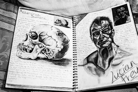 sketchbook drawing ideas sketchbooks yontz classes