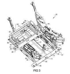 Lazy Boy Recliner Parts List by Patent Us8459732 Power Actuated Rocking Furniture