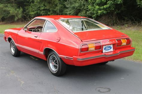 1978 ford mustang ii hemmings find of the day 1978 ford mustang ii hemmings