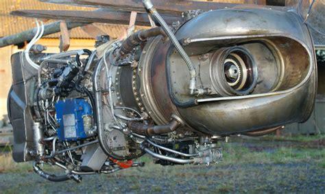 rolls royce gnome h1200 gas turbine jet engine jet