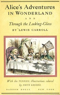 adventures in through the looking glass books in on in