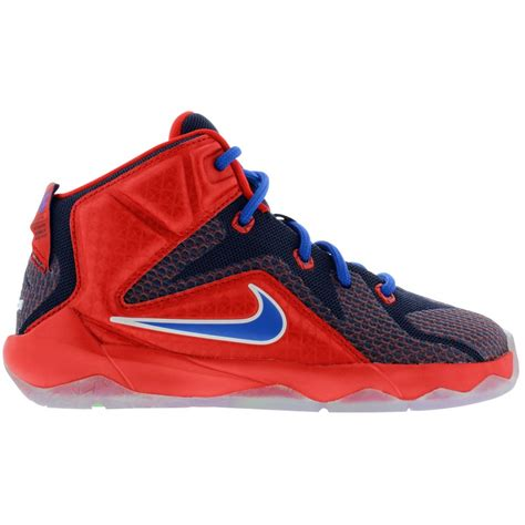 nike boys basketball shoes blue nike basketball shoes boys nike lebron 12 navy blue