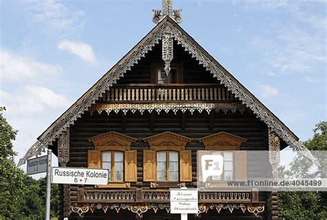 russisches holzhaus alexandrowka brandenburg deutschland europa potsdam