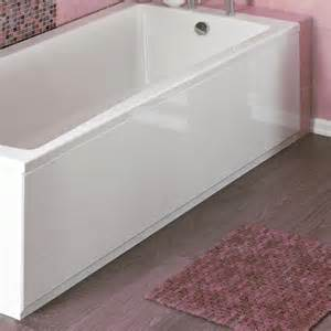 Bathroom Accessories Sale by Premier White Acrylic Plastic Bath Panels