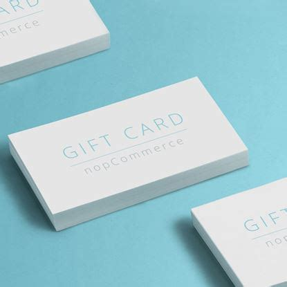 Nopcommerce Gift Card - nopcommerce demo store