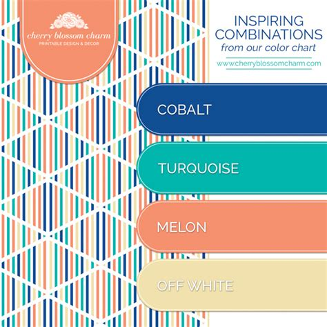 color combinations with blue color combinations charming printables