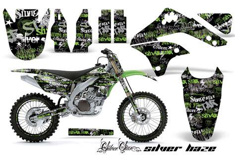 design graphics for dirt bike 06 08 kxf450 graphics kit kawasaki motocross graphic