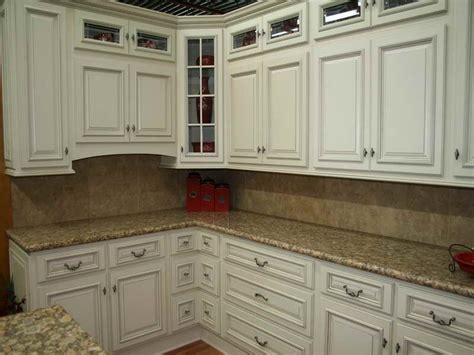 How To Paint Antique White Kitchen Cabinets by Cabinet Amp Shelving How To Paint Antique White Cabinets