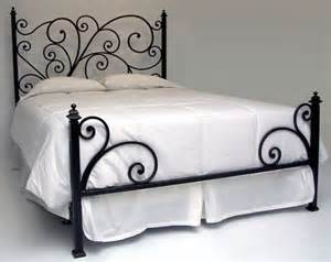 Iron Bed Frames Iron Bed Frame The Low Foot Board Iron Bed Frames