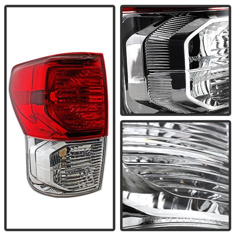 2010 toyota tundra tail light bulb 2010 2013 toyota tundra oem style replacement tail lights pair