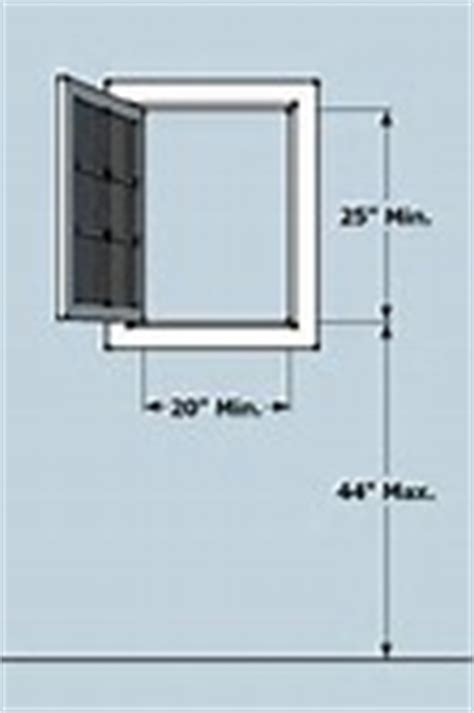 basement window dimensions basement egress window size smalltowndjs