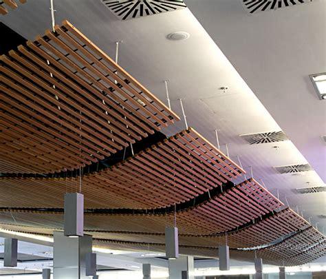 Wood Grid Ceiling by Wood Grid Ceiling Suspended Ceilings From Douglas