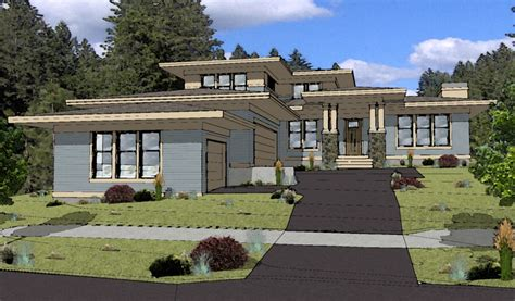prairie style homes prairie style house plan bend oregon homes i