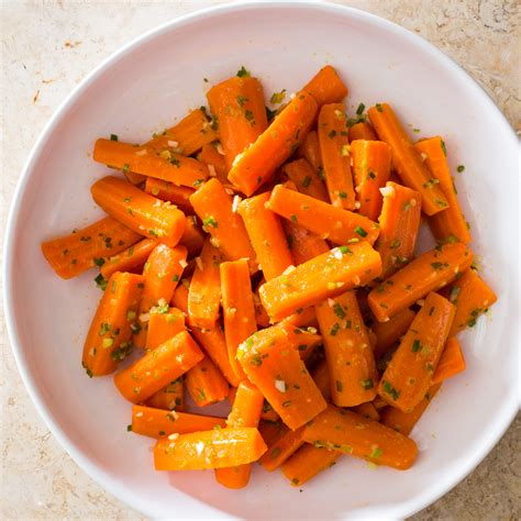 boiled carrots with scallions and ginger cook s illustrated