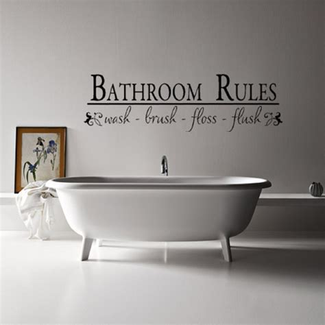 decorating bathroom walls ideas 30 unique wall decor ideas godfather style