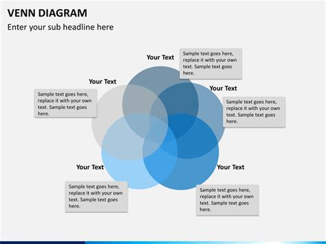 venn diagram powerpoint template sketchbubble