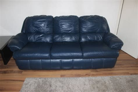 navy sofas sale navy blue large sofa with two matching armchairs for sale