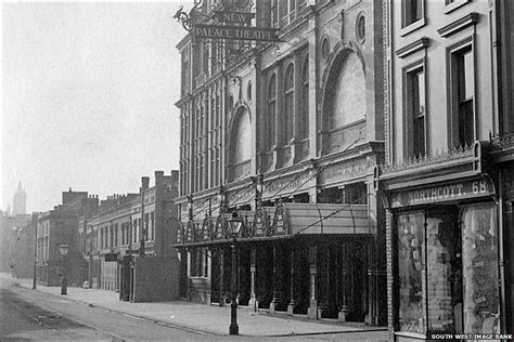 princess theatre plymouth in pictures plymouth archive photographs