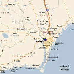 map carolina bed and breakfast lodging near cape