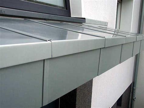 Blech Fensterbank by Vordach Rex Bedachungs Gmbh Hans Rex
