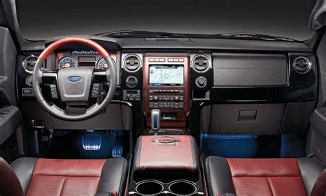 ford   stx colors release date interior