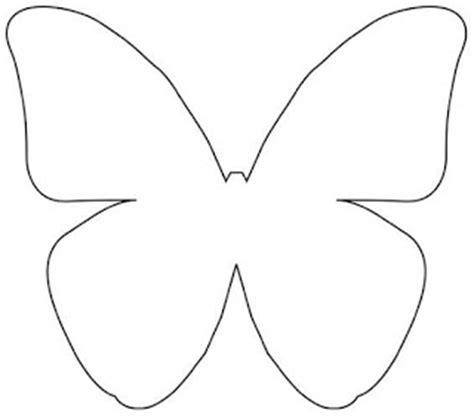 half butterfly template m 225 s y m 225 s manualidades como hacer un centro de mesa con