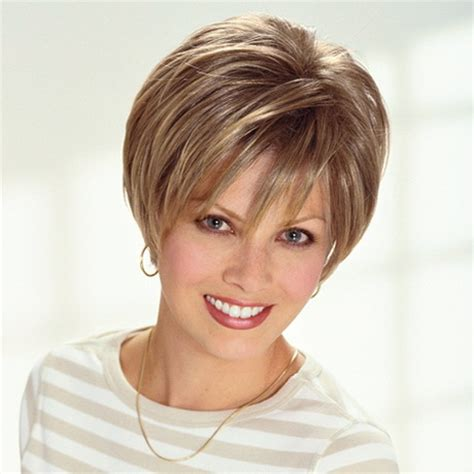short haircuts for chemo patients short wigs for women