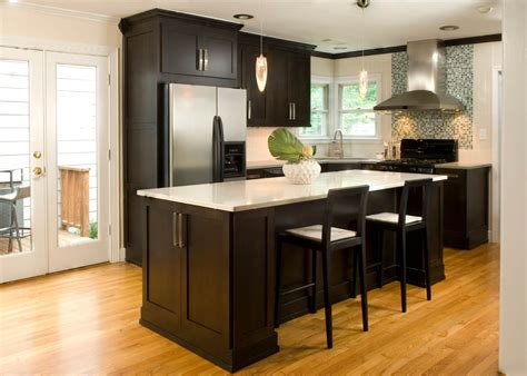 Small Kitchen Black Cabinets Kitchen Design Tips For Kitchen Cabinets