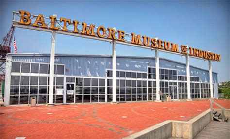 baltimore museum of industry baltimore, md | groupon