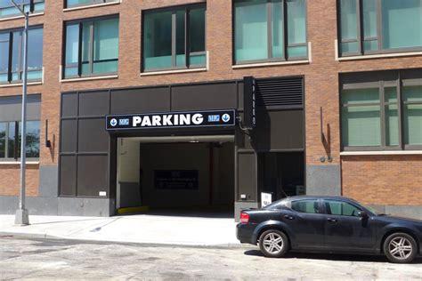 Washington Square Garage by Washington Park Garage Columbia Square Parking Garage