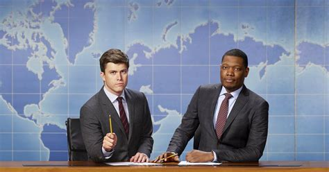 michael che from saturday night live snl s weekend update returns to help make sense of this