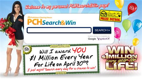 Www Pch Search And Win Com - pchsearchandwin bing images