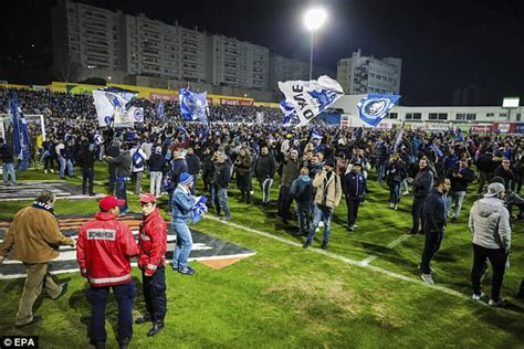 estoril porto porto abandoned after stand began to collapse daily