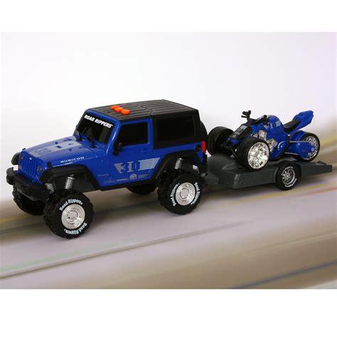 road rippers sesli ve isikli jeep wrangler ve kawasaki klx