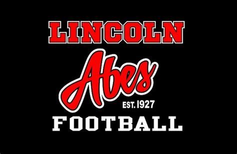 warren lincoln lincoln abes football